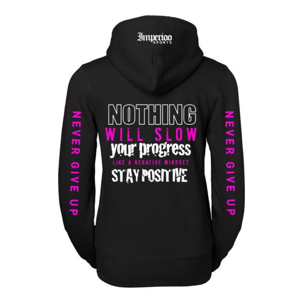 Hood + Mössa Kampanj Stay positive