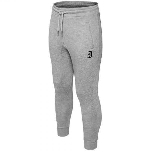 Tapered fit gympant grey