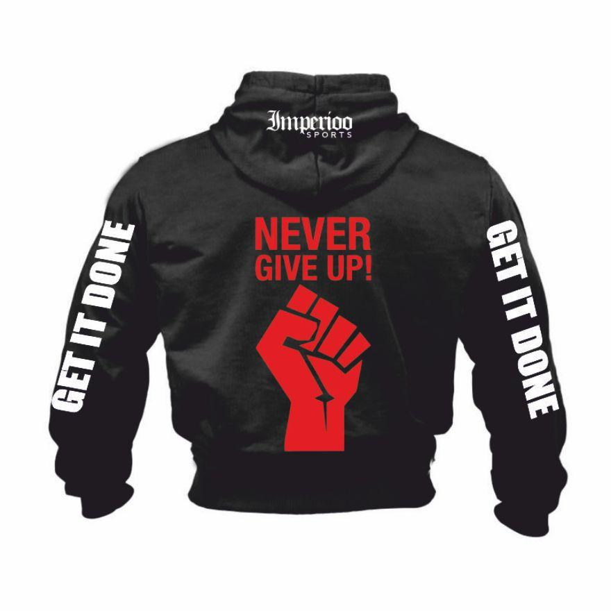 Never Giv Up Hood Get It Done [SW-371],