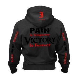 Classic Zip Hood Pain V17-H02