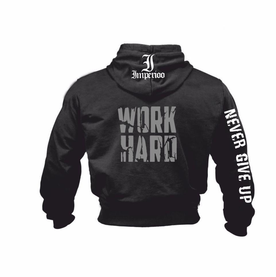 Work hard hood [SW-507],