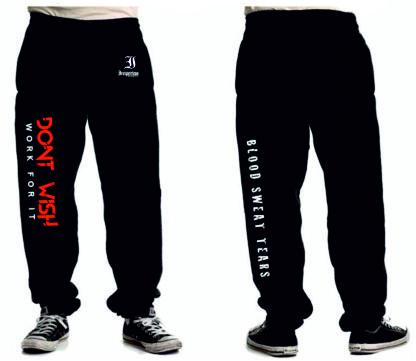 Imperioo Sports joggingbyxa - Don't wish [B17-01],